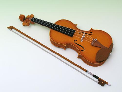 Как сделать скрипку